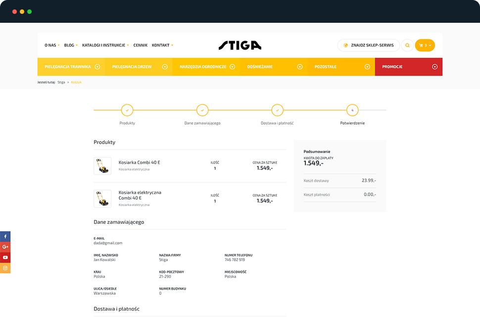 307442f620a30c Projektowanie i tworzenie sklepów internetowych Poznań - Iguana Studio